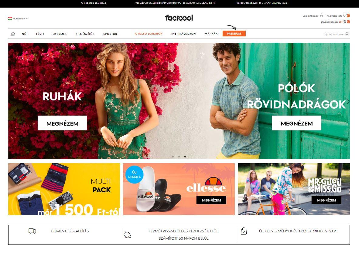 online store factcool.com