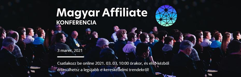 Affliate konferencia 21-03-03