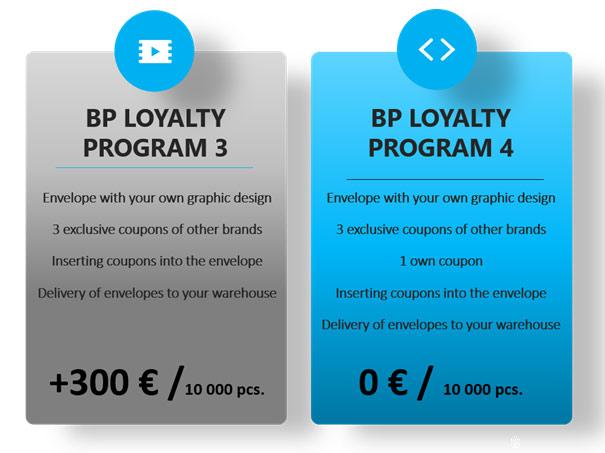 CSP Loyalty programs